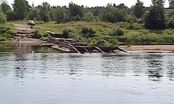 Мост через Мологу появится вУстюженском районе