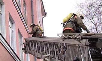Пожарные учения пройдут вшколах Череповца