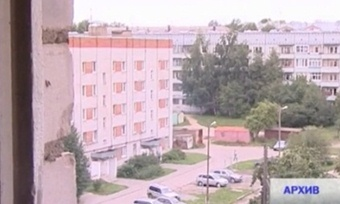 <nobr>15-летняя</nobr> девушка осталась жива, спрыгнув свосьмого этажа