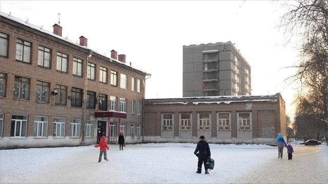 Школу №16закроют накапремонт