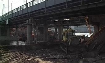 Мост через Ягорбу— самый дорогой строительный объект Череповца в2010 году