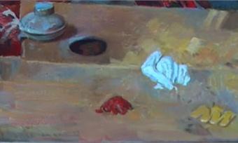 Выставочный проект Академии акварели Сергея Андрияки открылся вВологодской картинной галерее
