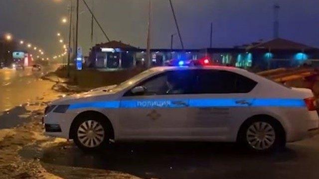 Велосипедиста сбили наперекрестке увоенного института вЧереповце