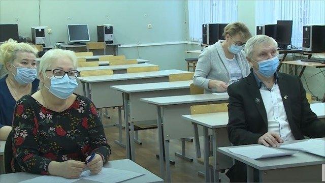 Выборы нового председателя Городского совета ветеранов прошли вЧереповце