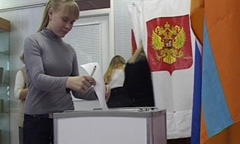 «Единая Россия» лидирует навыборах наВологодчине