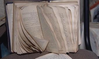Несколько десятков книг погибло ввологодской библиотеке из-за прорыва трубы
