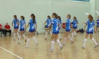 Чемпионат Молодежной волейбольной лиги стартовал вЧереповце
