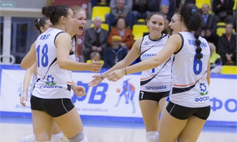 «Северянка» сегодня впервые всвоей истории сыграет вполуфинале Кубка России