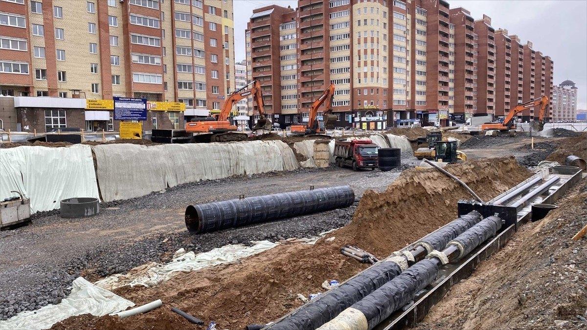 Почему горячую воду вЗашекснинском районе Череповца отключили именно сегодня?