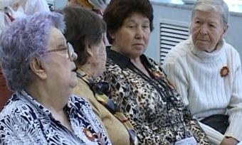 Начереповецком «Азоте» накануне чествовали ветеранов Великой Отечественной
