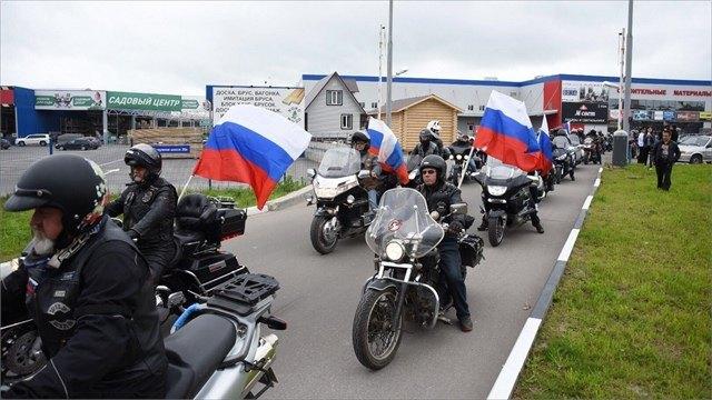 Участники мотопробега изВологды прибыли вВельск