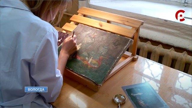 Работы Феодосия Бочкова реставрируют вВологде к120-летию художника