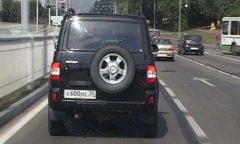 Череповецкие чиновники нарушали правила дорожного движения