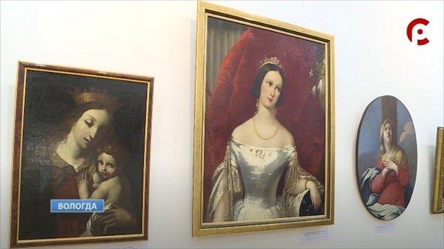 Вологодские художники-реставраторы завершили восстановление двух десятков произведений искусства