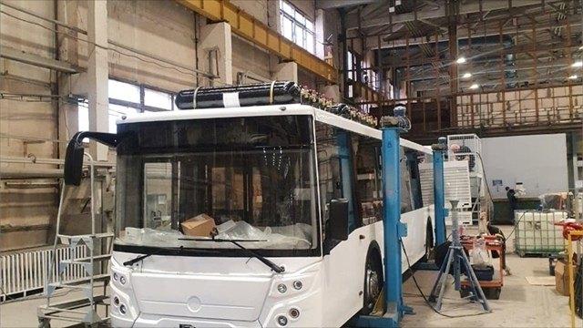 «ЛиАЗ» начал сборку автобусов, которые вмае выйдут намаршруты вЧереповце