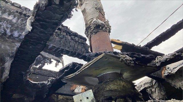 Бани стали чаще гореть вЧереповецком районе