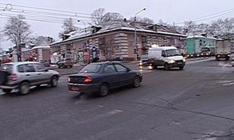 Новый светофор появится напересечениипр. Победы иул. Горького вЧереповце