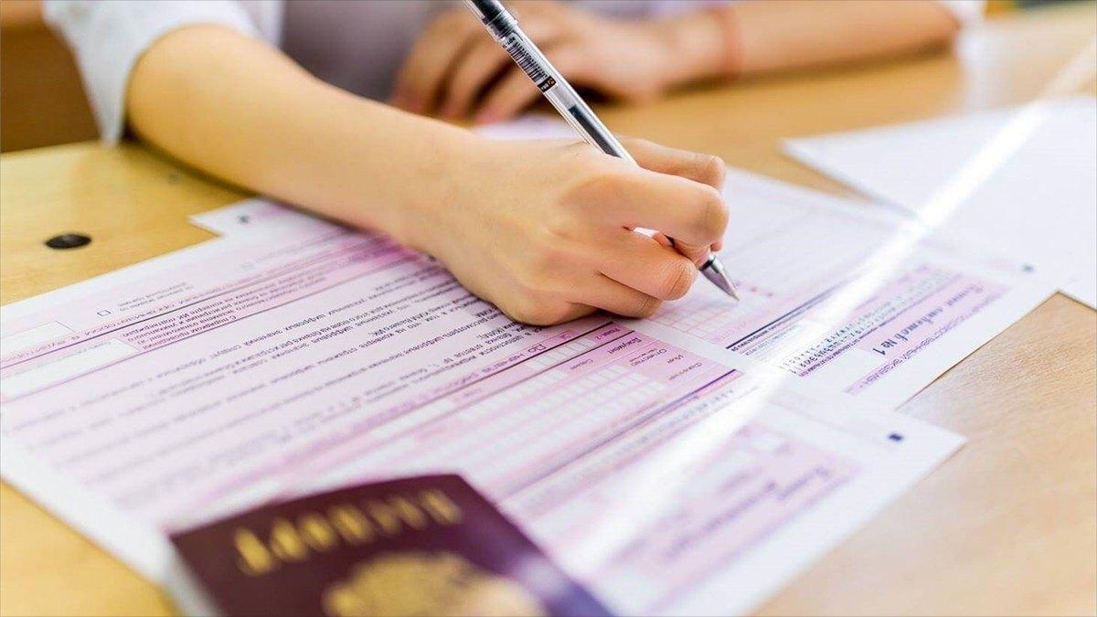 Выпускники девятых классов написали основной государственный экзамен порусскому языку