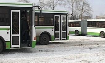 Как будут ходить череповецкие автобусы вНовый год