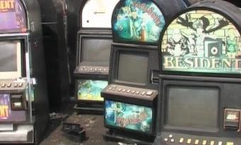 Более 700 игровых автоматов изъяли вЧереповце сначала года