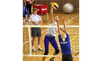 Волейболистки «Северстали» вовторой раз обыграли «Сталь»