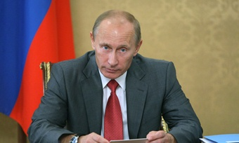 ВЧереповце ждут Путина