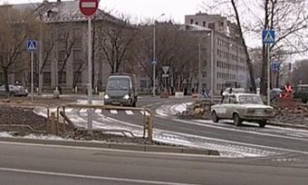 Новый светофор появится уОктябрьского моста вЧереповце втечение недели