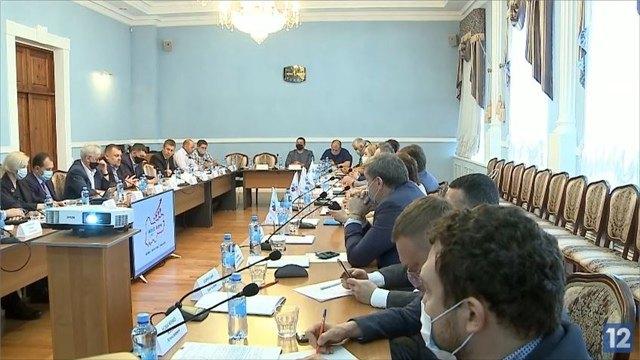 Дискуссионную площадку организовали вЧереповце врамках первого наВологодчине бизнес-форума