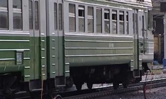 Вологодские вандалы закидали камнями медицинский поезд