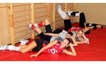 Волейболистки «Северстали» отправились вПольшу