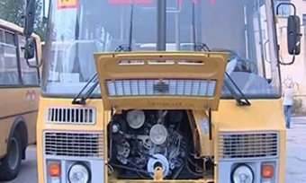 Автобусы с«ГЛОНАССом» получат школы Вологодчины
