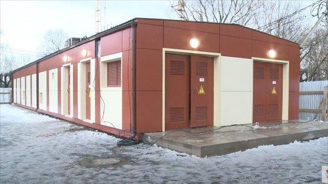 Новую электроподстанцию презентовали вЧереповце