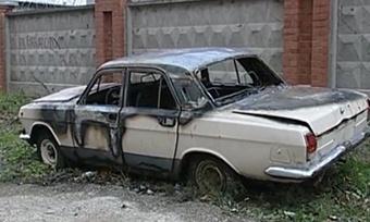 Эпидемия автомобильных поджогов охватила Череповец