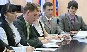 Первое заседание молодежного парламента прошло вЧереповце