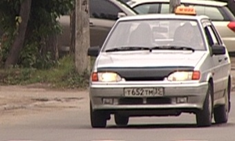 Таксистов небудут заставлять наносить «боевую раскраску» намашины