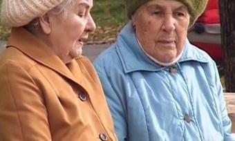 Будущие пенсионеры отправились вшколу