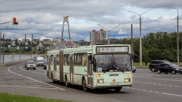 Автобусы с«гармошкой» запустят вЧереповце