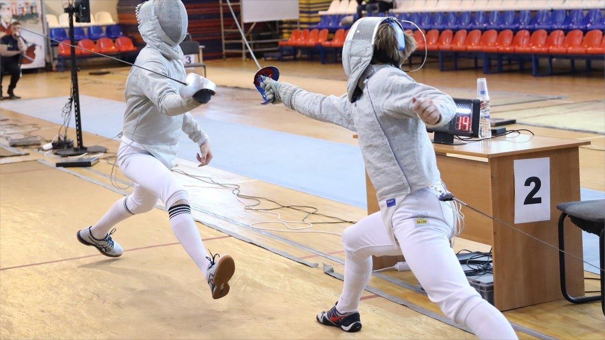 Череповецкие саблисты— призеры первенства СЗФО среди кадетов