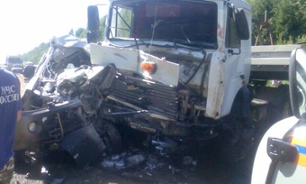 Шесть человек погибли наавтодороге Вологда-Новая Ладога