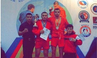 Череповчанин стал серебряным призером чемпионата мира побоевому самбо