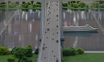 Второй мост через реку Шексну вЧереповце одобрил Владимир Путин