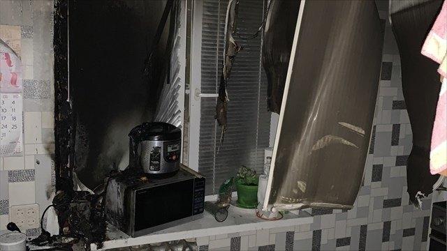ВЧереповце участились пожары вжилых домах