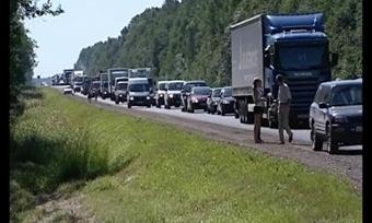 Автомобилисты полностью оплатят строительство дорог