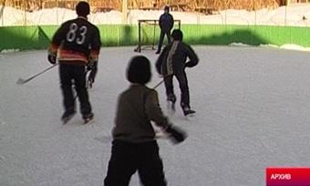 Наодну открытую хоккейную площадку вЧереповце станет больше