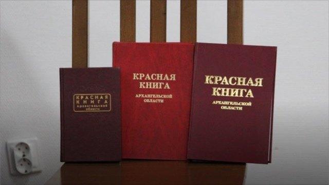 ВАрхангельске презентовали обновлённое издание Красной книги региона