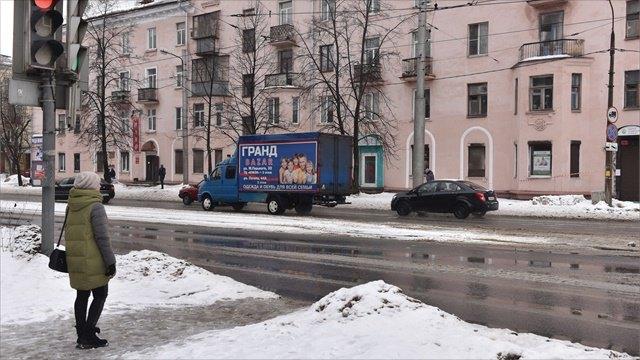 ГИБДД назвала 17самых аварийных участков Череповца