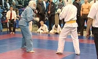 Череповчане собрали урожай медалей чемпионата Северо-Запада покудо
