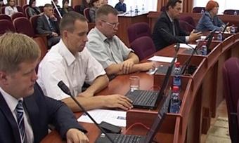 Народных избранников вчереповецкой городской думе станет наодного меньше