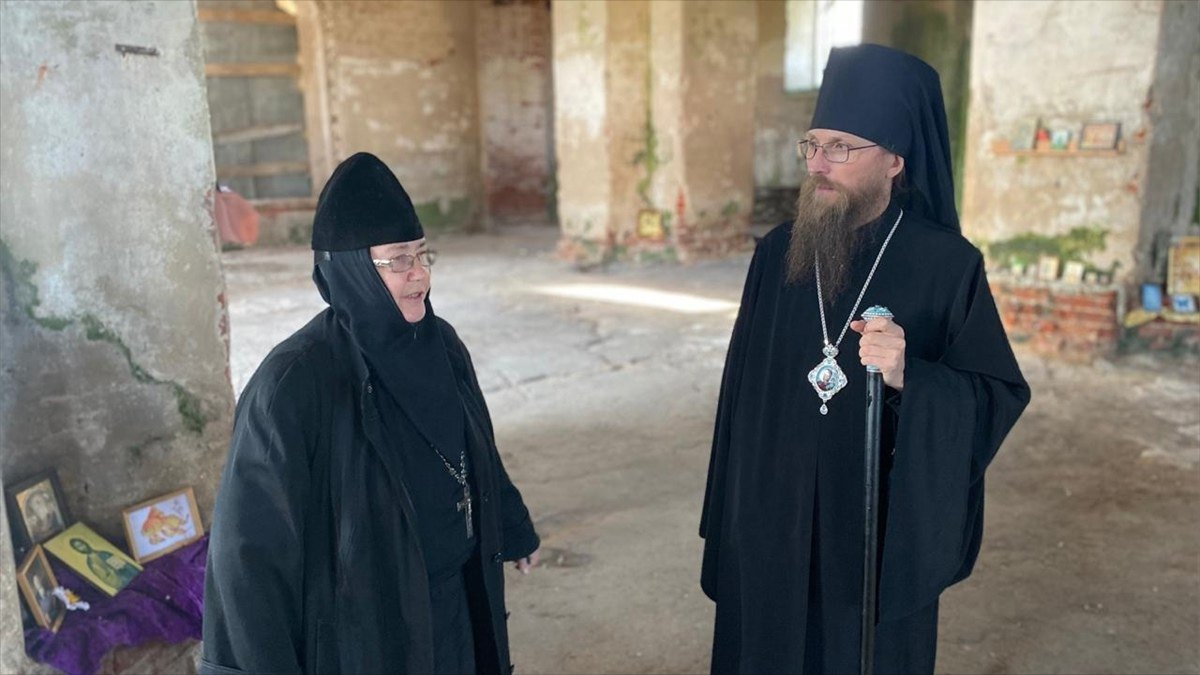 Епископ Игнатий «Созидать, пока есть время»