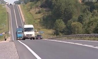 700 миллионов рублей задва километра обновленной трассы